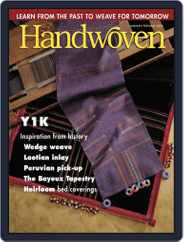 Handwoven (Digital) Subscription January 1st, 2000 Issue