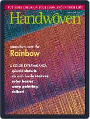 Handwoven (Digital) Subscription March 1st, 2000 Issue