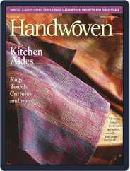 Handwoven (Digital) Subscription March 1st, 2002 Issue