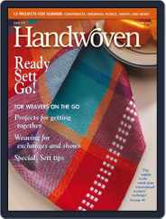 Handwoven (Digital) Subscription May 1st, 2002 Issue