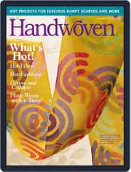 Handwoven (Digital) Subscription January 1st, 2003 Issue