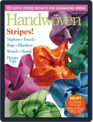 Handwoven (Digital) Subscription March 1st, 2003 Issue