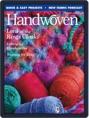 Handwoven (Digital) Subscription November 1st, 2003 Issue