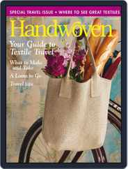 Handwoven (Digital) Subscription May 1st, 2004 Issue