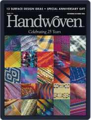 Handwoven (Digital) Subscription September 1st, 2004 Issue