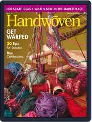 Handwoven (Digital) Subscription November 1st, 2004 Issue