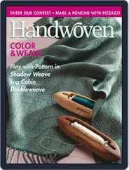 Handwoven (Digital) Subscription March 1st, 2005 Issue