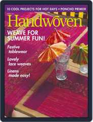 Handwoven (Digital) Subscription May 1st, 2005 Issue