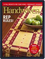 Handwoven (Digital) Subscription September 1st, 2005 Issue
