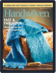 Handwoven (Digital) Subscription November 1st, 2005 Issue