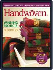 Handwoven (Digital) Subscription January 1st, 2006 Issue