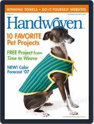 Handwoven (Digital) Subscription September 1st, 2006 Issue