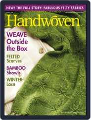 Handwoven (Digital) Subscription November 1st, 2006 Issue