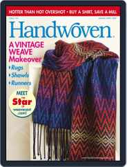 Handwoven (Digital) Subscription March 1st, 2007 Issue