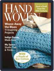 Handwoven (Digital) Subscription September 1st, 2008 Issue