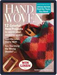 Handwoven (Digital) Subscription November 1st, 2008 Issue