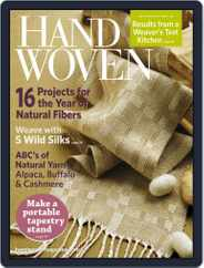 Handwoven (Digital) Subscription May 1st, 2009 Issue