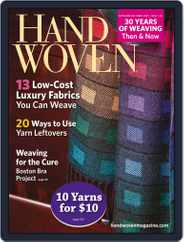 Handwoven (Digital) Subscription September 1st, 2009 Issue