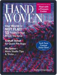 Handwoven (Digital) Subscription January 1st, 2010 Issue
