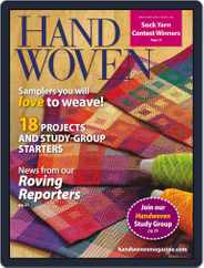 Handwoven (Digital) Subscription May 1st, 2010 Issue