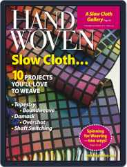 Handwoven (Digital) Subscription November 1st, 2010 Issue