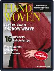 Handwoven (Digital) Subscription December 14th, 2011 Issue