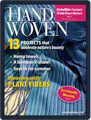 Handwoven (Digital) Subscription March 21st, 2012 Issue