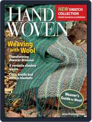 Handwoven (Digital) Subscription December 12th, 2012 Issue