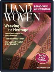 Handwoven (Digital) Subscription March 20th, 2013 Issue