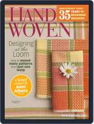 Handwoven (Digital) Subscription May 21st, 2014 Issue