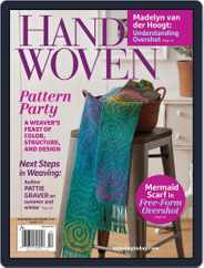 Handwoven (Digital) Subscription November 1st, 2015 Issue