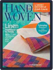Handwoven (Digital) Subscription December 5th, 2015 Issue