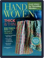 Handwoven (Digital) Subscription November 1st, 2016 Issue
