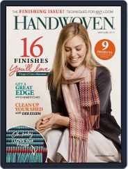 Handwoven (Digital) Subscription May 1st, 2017 Issue
