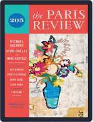 The Paris Review (Digital) Subscription June 12th, 2013 Issue