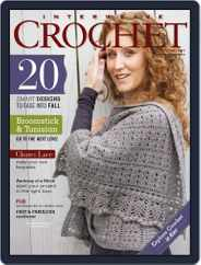 Interweave Crochet (Digital) Subscription September 7th, 2011 Issue