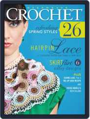 Interweave Crochet (Digital) Subscription March 7th, 2012 Issue