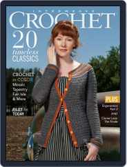 Interweave Crochet (Digital) Subscription August 29th, 2012 Issue