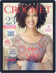 Interweave Crochet (Digital) Subscription March 6th, 2013 Issue