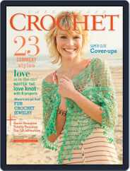 Interweave Crochet (Digital) Subscription June 5th, 2013 Issue