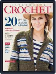 Interweave Crochet (Digital) Subscription September 9th, 2014 Issue