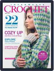 Interweave Crochet (Digital) Subscription December 3rd, 2014 Issue