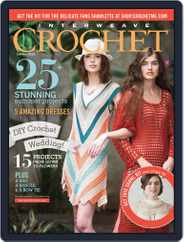 Interweave Crochet (Digital) Subscription May 1st, 2015 Issue