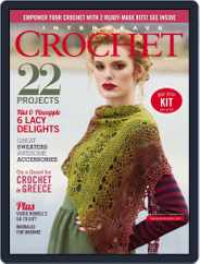 Interweave Crochet (Digital) Subscription August 1st, 2015 Issue