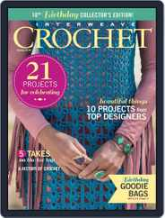Interweave Crochet (Digital) Subscription February 1st, 2016 Issue