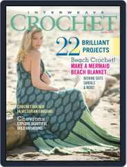 Interweave Crochet (Digital) Subscription May 1st, 2016 Issue