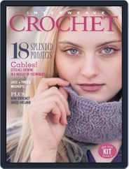 Interweave Crochet (Digital) Subscription August 1st, 2016 Issue