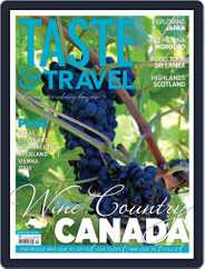 Taste and Travel International (Digital) Subscription April 1st, 2017 Issue