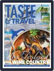 Taste and Travel International (Digital) Subscription October 1st, 2017 Issue