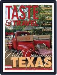 Taste and Travel International (Digital) Subscription October 15th, 2018 Issue